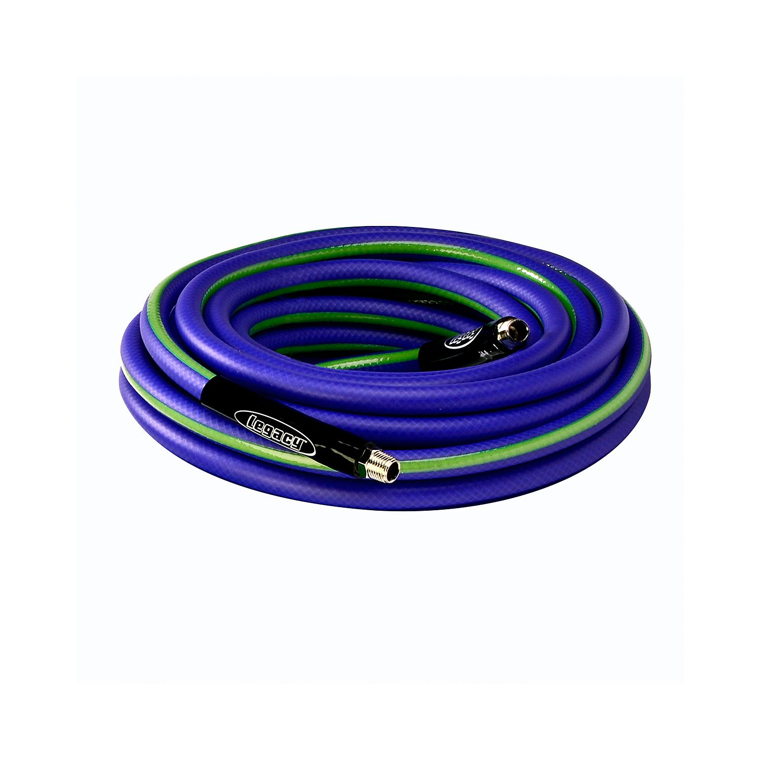 Legacy AH90B 25 Feet X 3/8 ID 300 psi Rated Carpet Cleaning Hose