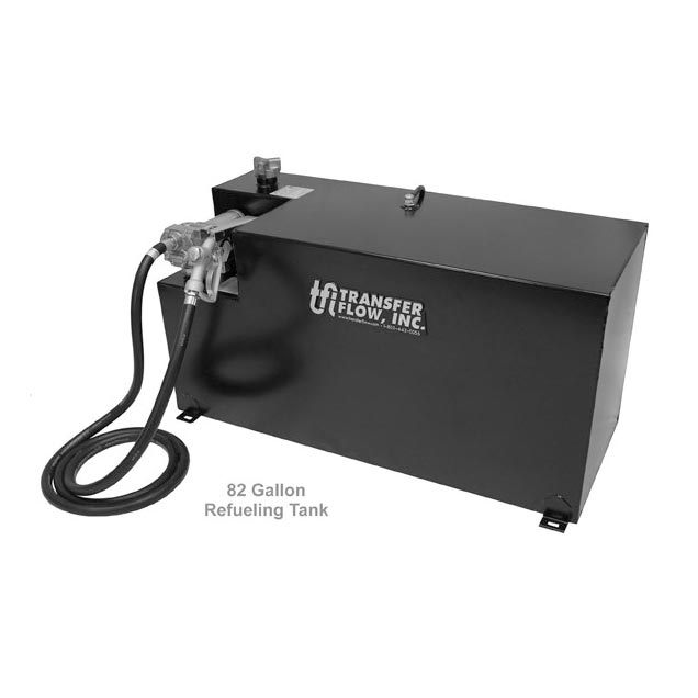 Transfer Flow 109 Gallon Refueling Tank with Aviation Pump 080AP09416