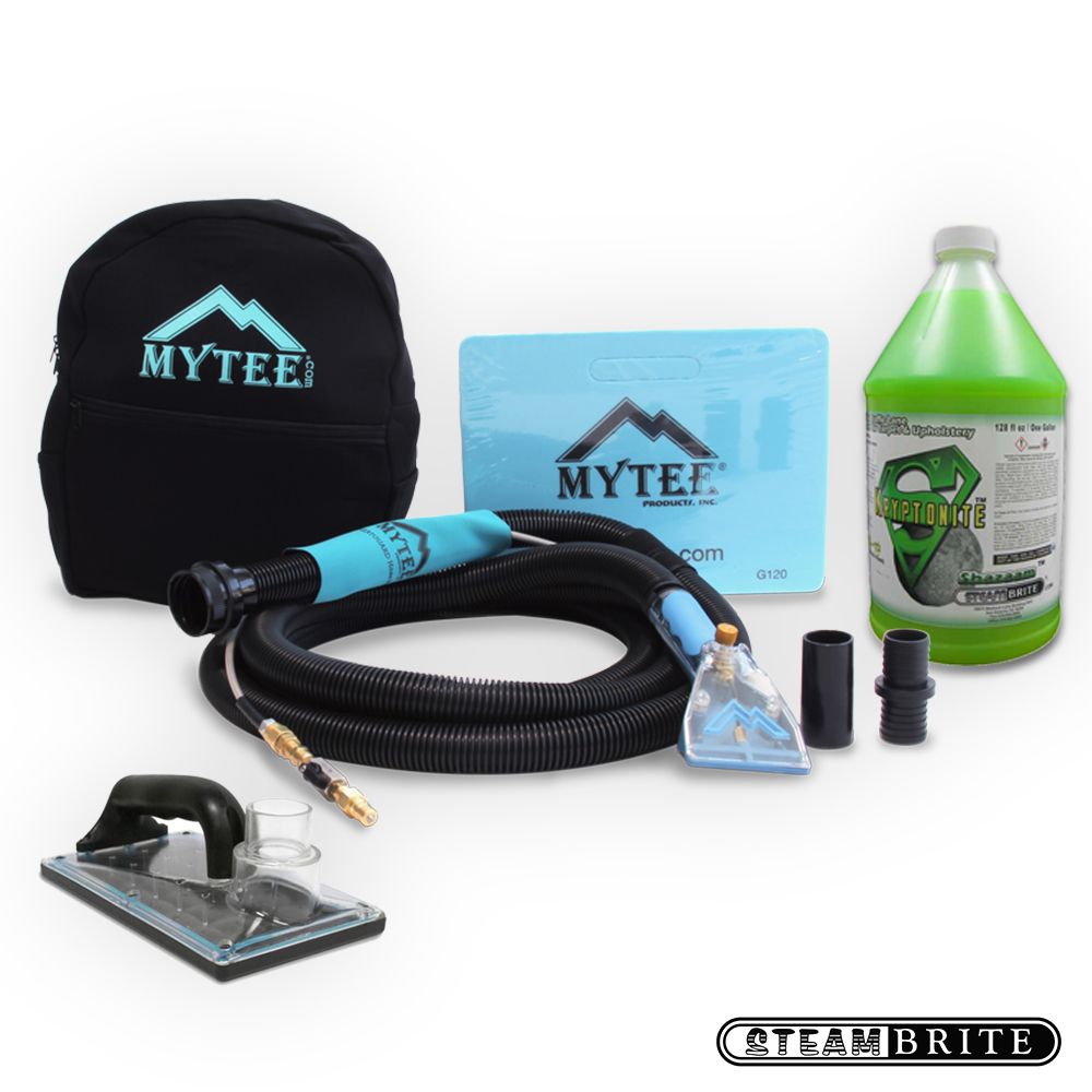 Mytee 8400DX-SOS Dry Upholstery Tool Bi-Directional Package 8400-DX Kyptonite and Freight Included