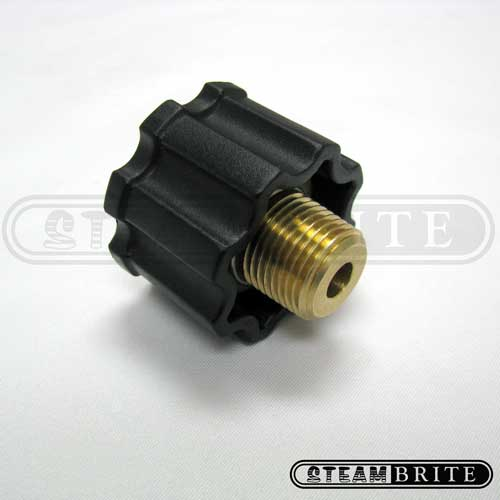 22mm Twist Coupler Female X 1/4 in Mpt Socket - 85.300.135 8.709-521.0 87095210