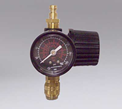 Nikro: 860493 - Air Flow Regulator w/Gauge