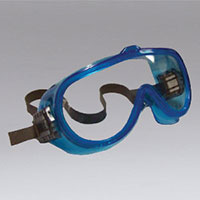Nikro 860777 Impact and Chemical Resistant Safety Goggles