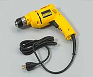 Nikro: 860837 - Dewalt 3/8in Electric Drill