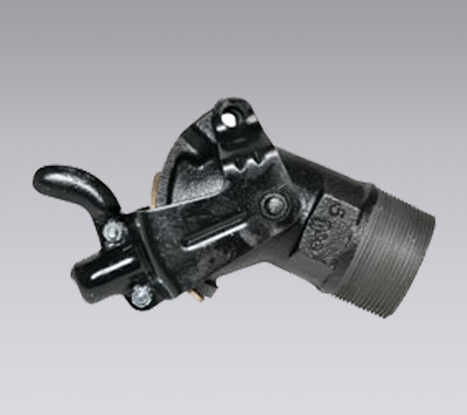 Nikro: 860915 - Heavy Duty Dump Valve for 2in NPT