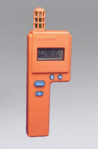 Nikro: 861213 - HT-3000 THERMOHYGROMETER WITH GPP