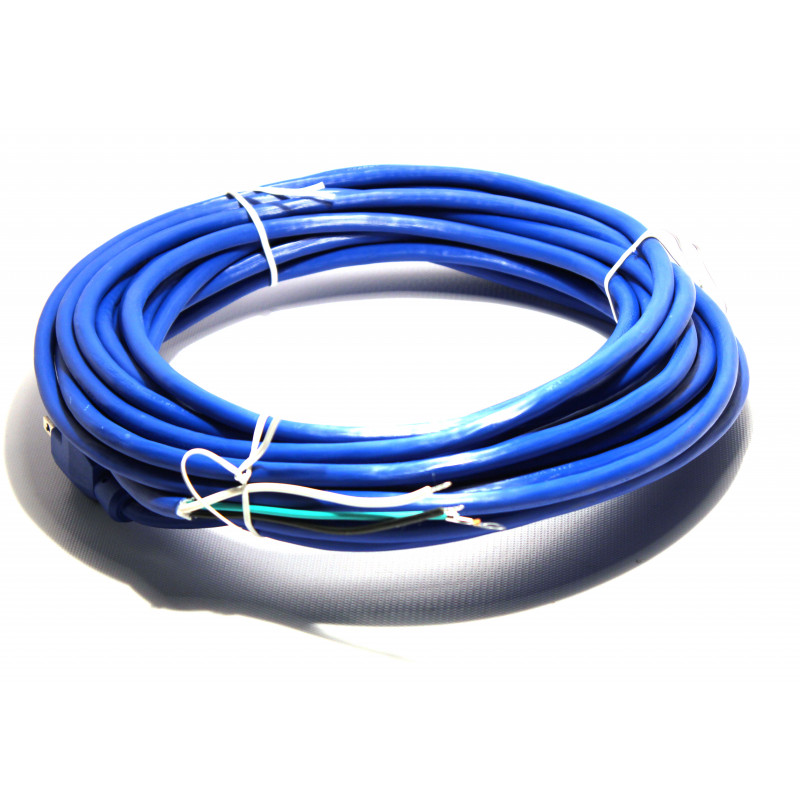 40 ft. Cord Set 18/3 SJT Blue (8.613-551.0)