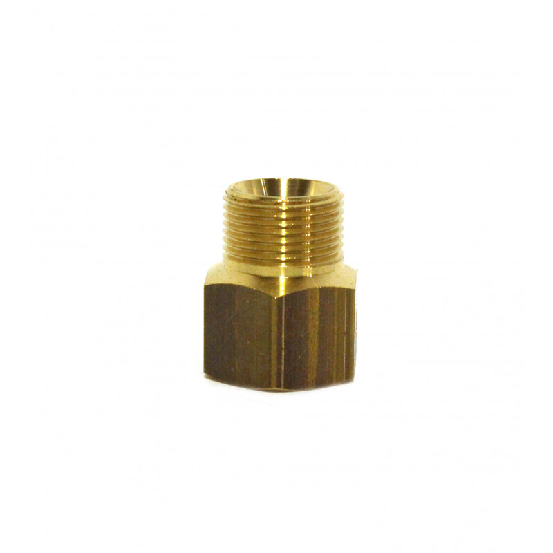 Karcher: Coupler 22mm Male Twist Plug X 1/2' Fpt - 8.709-553.0 - Legacy Shark