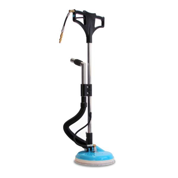 "Mytee 8904 DEMO High Pressure Spinner Tile Cleaning Wand low Profile 12"" ""T"" Handle 1.5"" Pipe"
