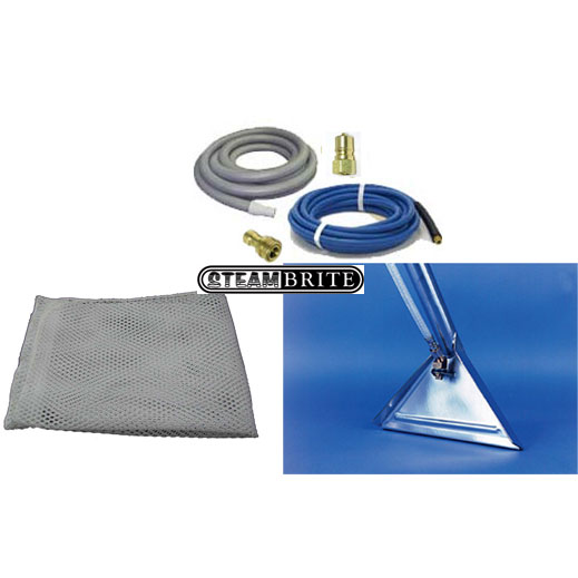 PMF W15201 Standard Wands Basic Single Jet Wand 120 psi Warm water units only Hose Set And Storage Bag 9.840-628.0