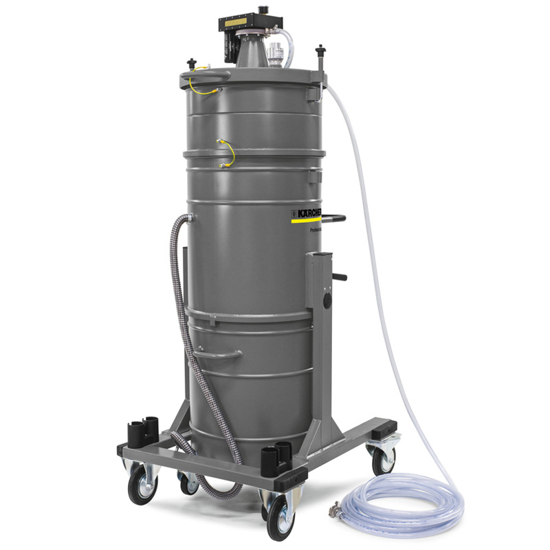 Karcher IVR 100/16 Pp Pneumatic HEPA Industrial Vacuum Cleaner 9.988-907.0 Freight Included