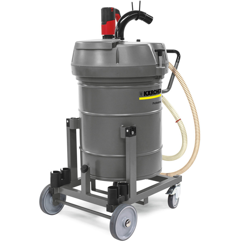 Karcher IVR-L 100/18-2 Oil & Coolant Industrial Vacuum Cleaner 9.988-913.0 Freight Included