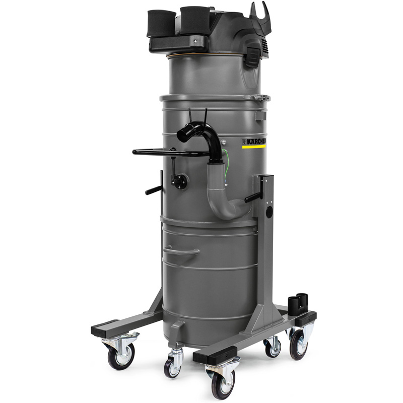 Karcher IVM 100/24-2 Single-Phase HEPA Industrial Vacuum Cleaner 9.988-919.0 Freight Included
