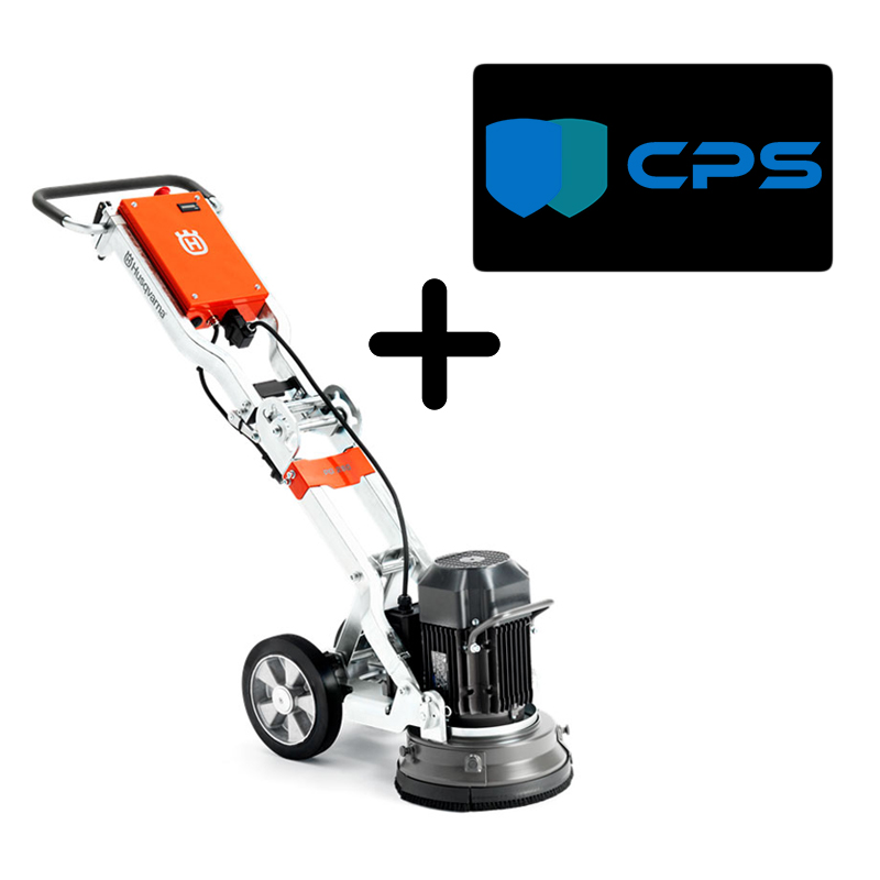 Husqvarna PG280 120V Concrete Floor Edge Grinder 2 HP 11 inches 967648707 PG 280 Edger 3Yr Warranty Freight Inc Bundle