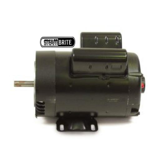 A.O. Smith 1.5Hp 1750rpm 56C Frame 1ph Electric TEFC Motor (87097980) for Pressure Washers (Free Shipping)