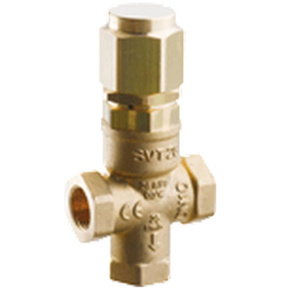 AR Pump SVT28 Pressure Safety Regulator Valve 4060 psi 194 degree