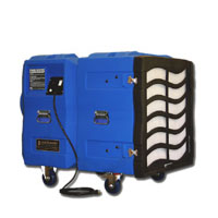 Abatement Technologies BULLDOG Negative Air Machine-BD2KL (PAS2K)