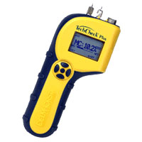 Abatement Technologies: DELMHORST:  TechCheck PLUS Moister Meter