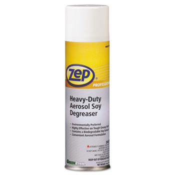 ZEP PROFESSIONAL Heavy Duty Degreaser 14OZ Aerosol Soy CAN 12 Manufacturer Item:	1040935