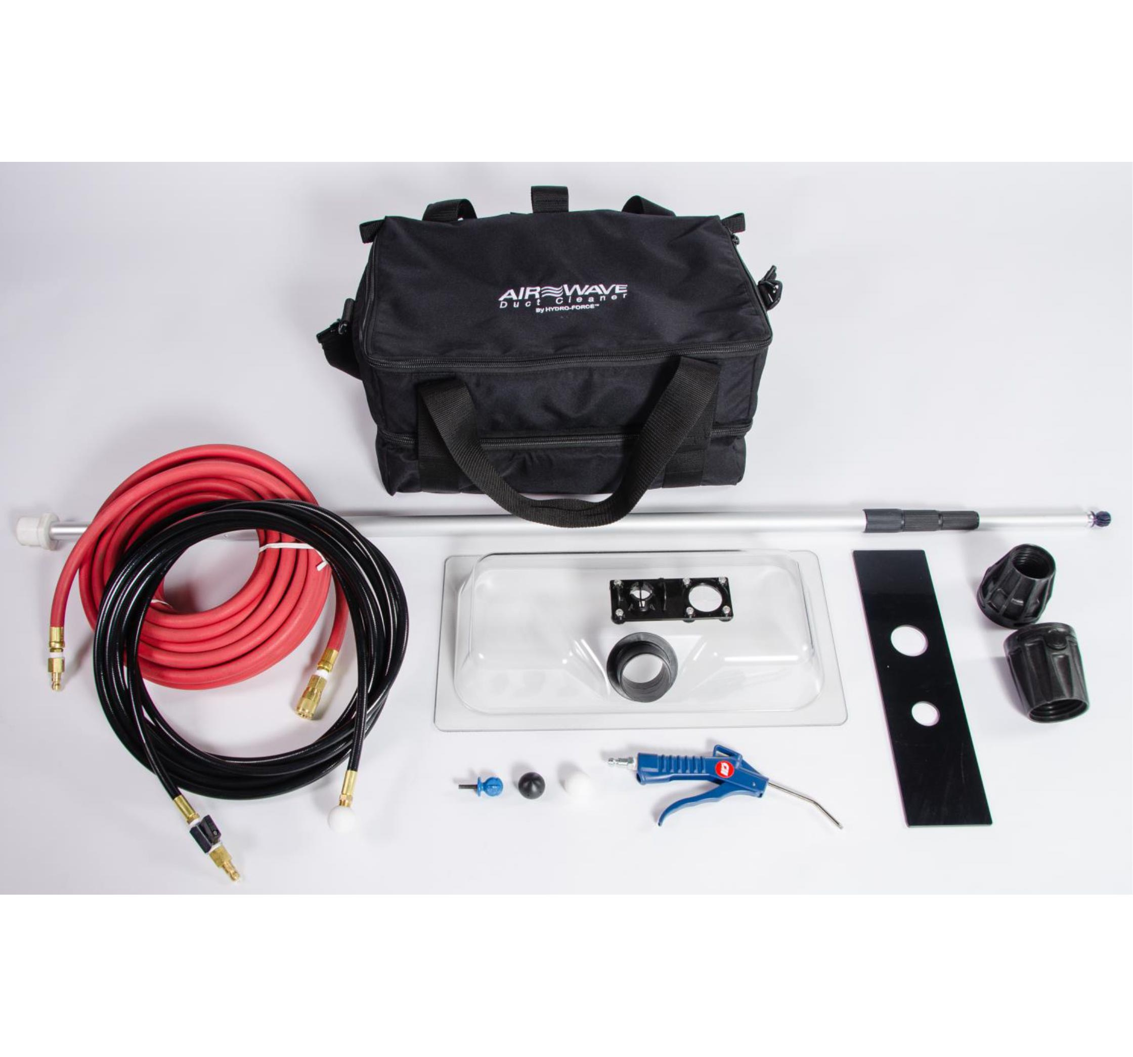 Air Wave Duct Cleaning System AC040 FREE Shipping 1682-2987