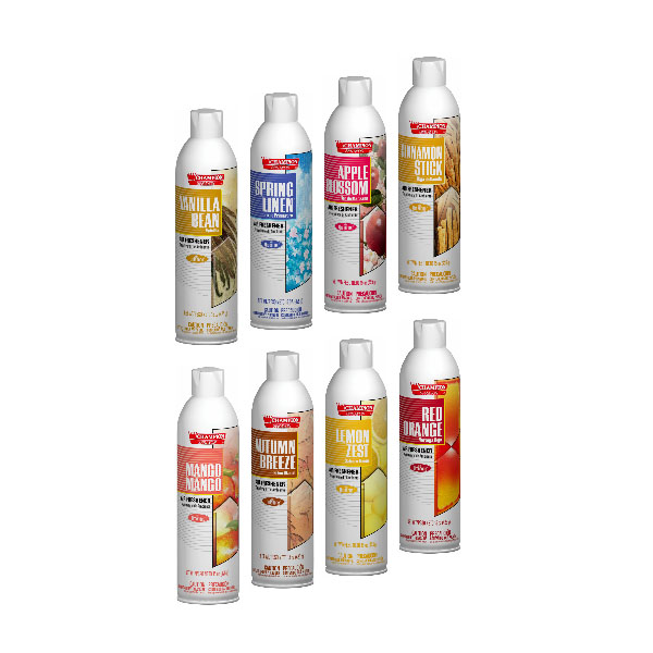 HCR CA5176 Spring Linen Air Freshener case of 12/15 ounce Aerosol cans