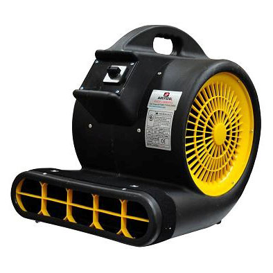 Air Foxx AM4000a Carpet Flood Restoration Air Mover 1 Hp 4000 cfm