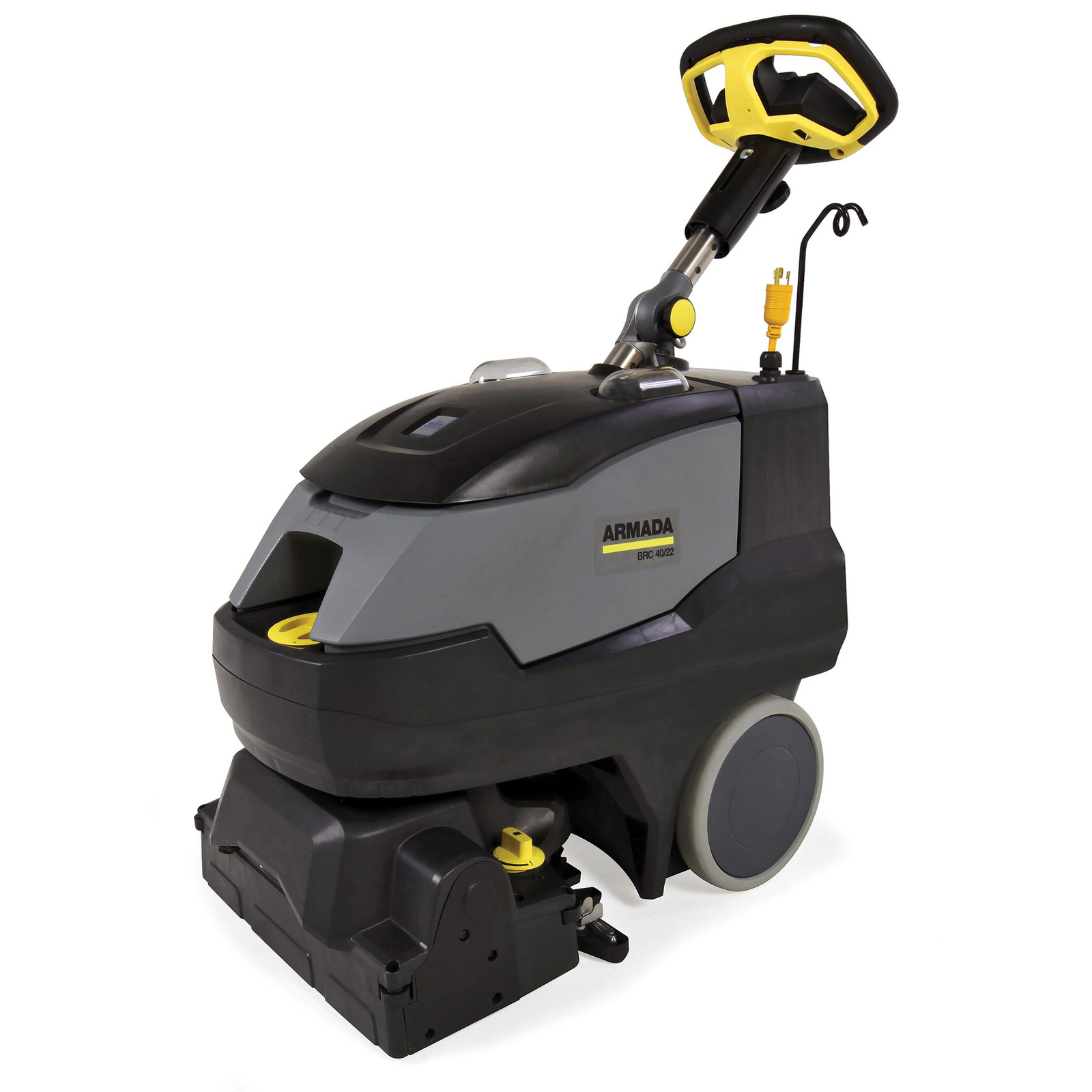 Karcher 1.008-060.0 Demo Windsor Armada BRC 40/22 Carpet Cleaning Machine 90Day Warranty Self Contained Steerable Encap 6 Gal 16inch