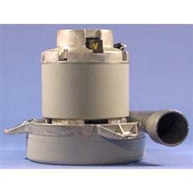 Ametek Lamb 121113-13 Blower Vacuum Motor Brushless 120 volts 7.2in Diameter 2 Stage Tangential Replaced by 122176-18