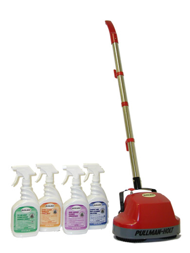 Pullman Holt Gloss Boss Mini Scrubber Polisher With Four
