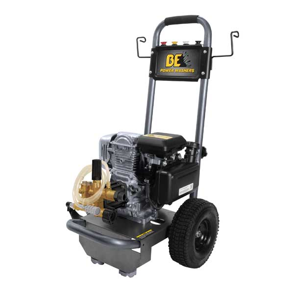 BE Pressure B275HAS Pressure Washer Honda Engine 2700psi 2.3gpm