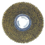 Pullman Holt 18inch POLISH BRUSH Union MIX for 20 inch Floor Machine B452000 with NP9200 Clutch