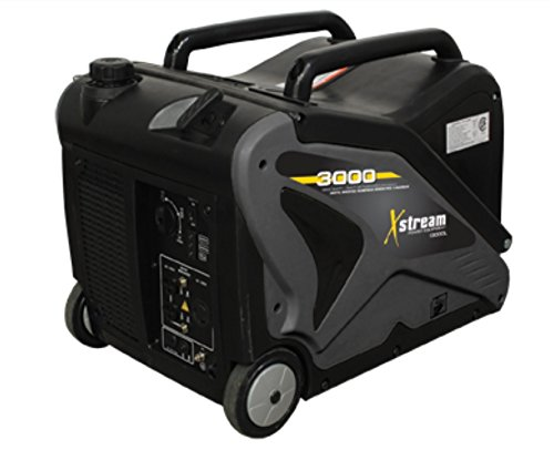 BE Pressure I3000R 3000 Watt Inverter Generator