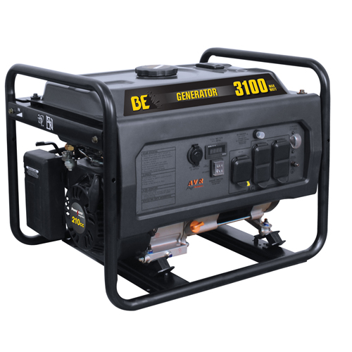 BE Pressure BE3100PR Portable Generator 3100watt [BE-3100PR]