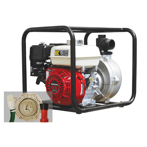 BE Pressure HPFK2065HR 2inch Fire Fighting Pump Kit