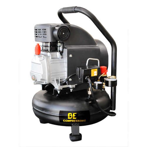 BE Pressure AC204 Direct Drive 4 Gallon Horizontal Air Compressor 5.3 cfm