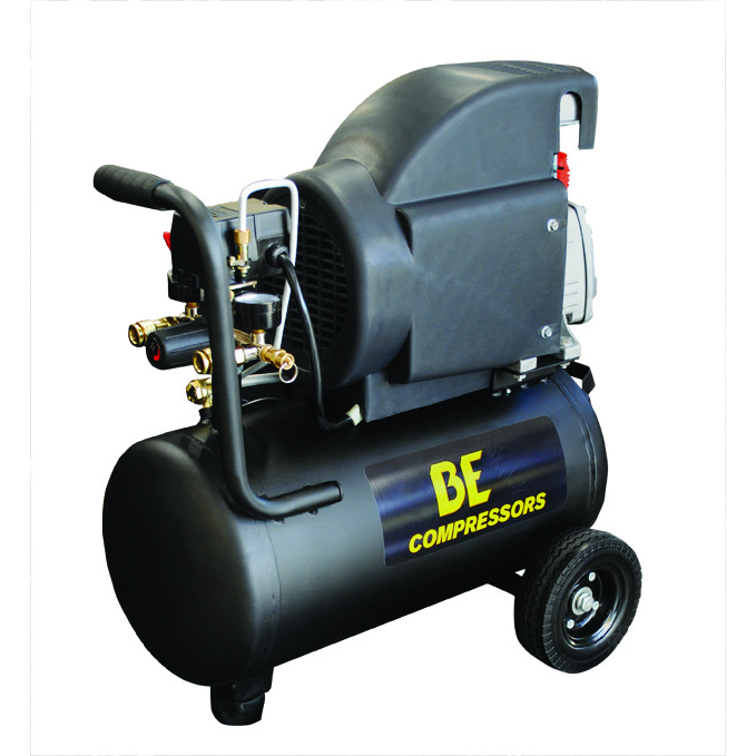 BE Pressure AC206 Direct Drive 6 Gallon Horizontal Air Compressor 5.3 cfm