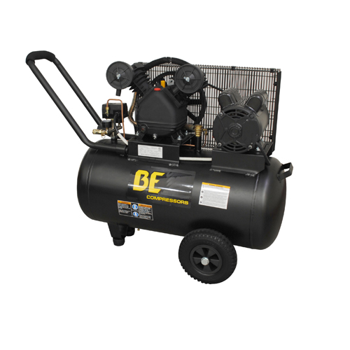 BE Pressure AC3020B Direct Drive 20 Gallon Horizontal Air Compressor 7 cfm