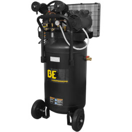 BE Pressure AC3030B 30 Gallon Vertical Air Compressor 7 cfm