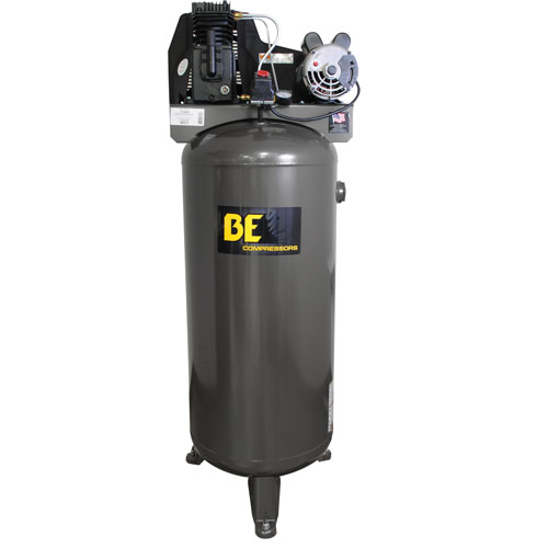 BE Pressure AC5060B Belt Drive 60 Gallon Air Compressor 12.5 cfm