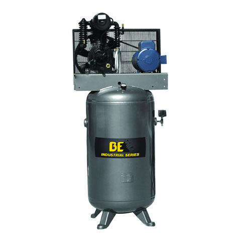 BE Pressure AC5080B Belt Drive 80 Gallon Air Compressor 5hp 17.5cfm 175psi