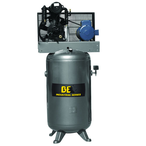 BE Pressure AC5080B3 Belt Drive 80 Gallon Air Compressor 5hp 17.5cfm 175psi