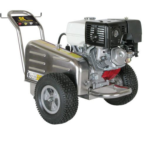 BE Pressure CD3513HWBSGEN CoolDrive Pressure Washer 3500psi 4gpm Honda Engine