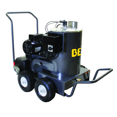 BE Pressure HW152EMD Hot Water Pressure Washer Marathon Electric Motor 1500psi 2gpm 115 Volts