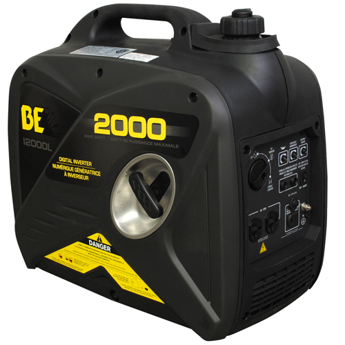BE Pressure I2000L 2000 Watt Inverter Generator