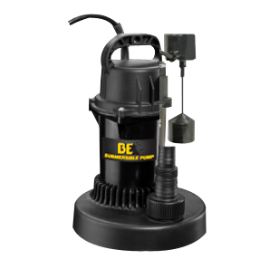 BE Pressure SP600BD 1.5inch Discharge with Vertical Float Submersible Pump