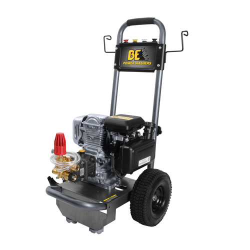 BE Pressure Supply B275HC B-Frame Pressure Washer 2700psi 2.5gpm Powerease gas engine