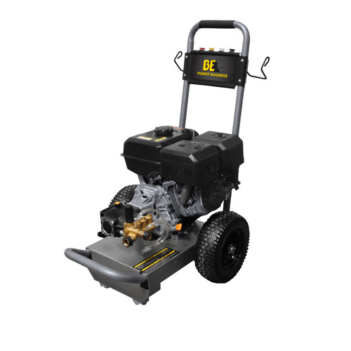 BE Pressure Supply B3715RC B-Frame Pressure Washer 4000psi 4gpm Powerease gas engine