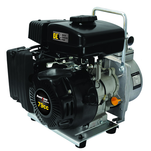 BE Pressure WP1020R 1inch Water Transfer Trash Pump