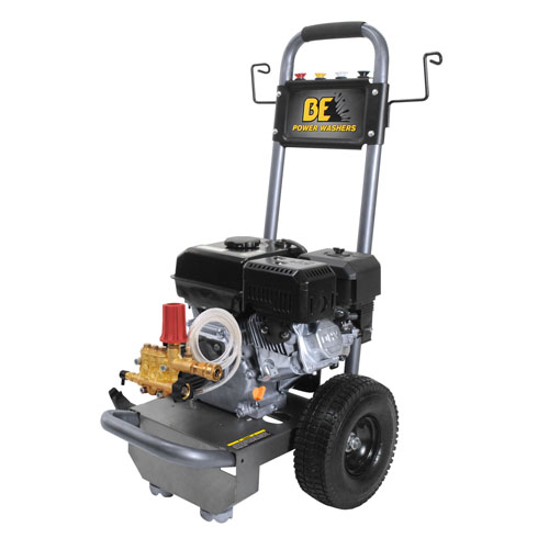 BE Pressure Supply B317RX B-Frame Pressure Washer 3100psi 2.3gpm Powerease gas engine