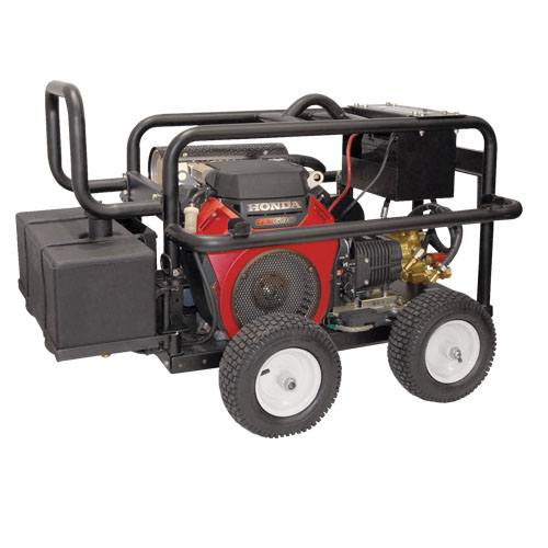 BE Pressure PE5024HWEBGEN CoolDrive Pressure Washer 5000psi 5gpm Honda Engine
