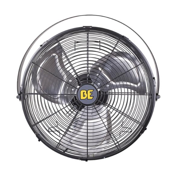 BE Pressure FW18 Wall and Ceiling Mount Fan 18 Inches